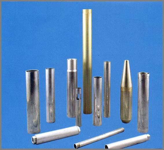 Backwards Extrusion Parts (Impact Extrusion)